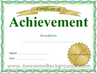 Powerpoint certificates template for powerpoint presentations achievement certificate powerpoint backgrounds award certificate toneelgroepblik Gallery