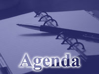 agenda - powerpoint backgrounds