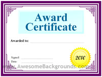 powerpoint certificates template for powerpoint presentations