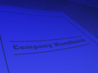 company handbook- powerpoint backgrounds