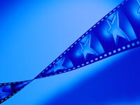 film strip - powerpoint backgrounds
