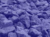 gravel stones - powerpoint backgrounds