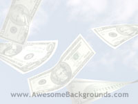 money powerpoint backgrounds