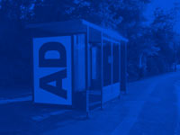 transit shelter ad - powerpoint backgrounds