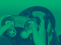 video game controller - powerpoint backgrounds